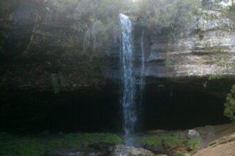 Sonidos del agua: la cascada de la Serena
