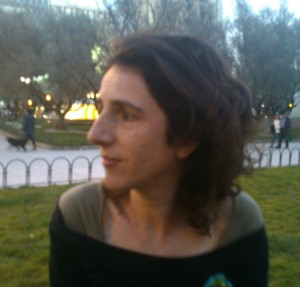 Sara Moreno, fotógrafa
