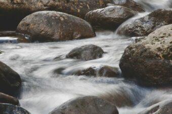 El arrullo del sonido del agua. El río Duero
