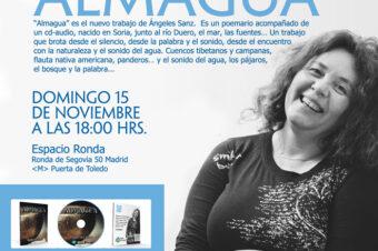 Concierto presentación en Madrid 15 de noviembre 2015