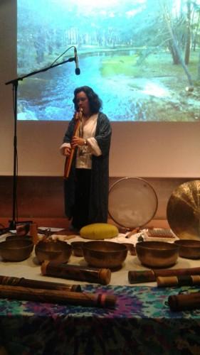 Recuerdos de la presentación de Almagua en Madrid